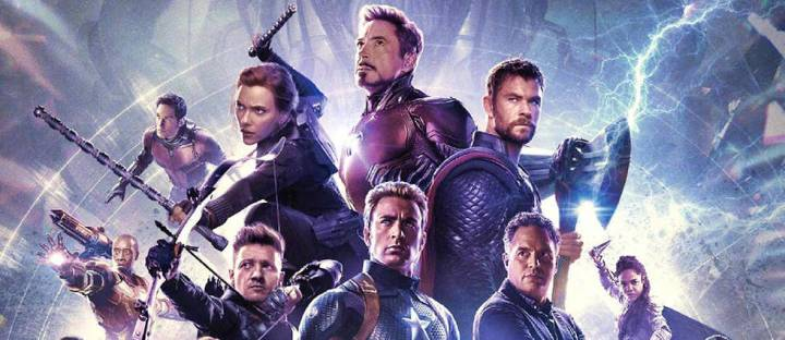 Avengers Endgame : Marvel Celebration